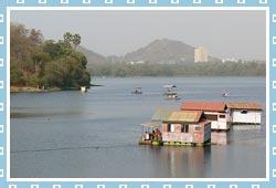 Powai Lake - Powai Lake Mumbai, Powai Lake Bombay India