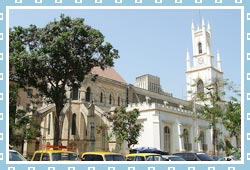St Thomas Cathedral Mumbai